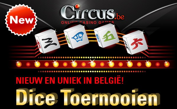 Circus.be Dice tornooien
