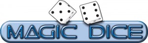 Magic Dice logo