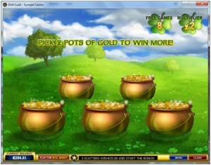 Video Slots Bonus Game