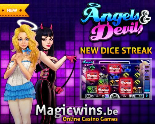 Angels & Devils - MagicWins.be