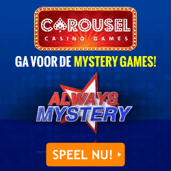 Mystery Games bij Carousel.be