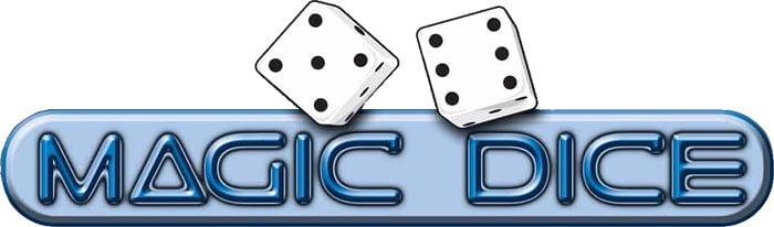 Magic Dice logo