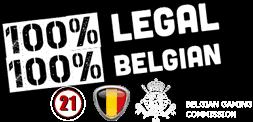 Casino Belgium legaal