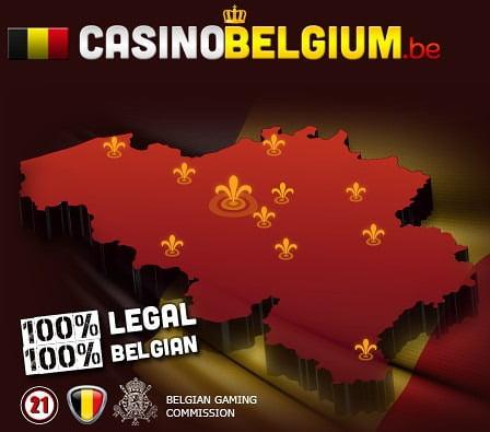 CasinoBelgium bonus