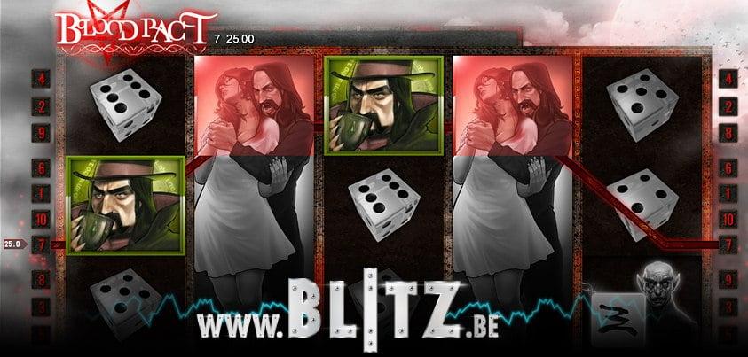 Bloodpact Bonus Blitz Online Casino