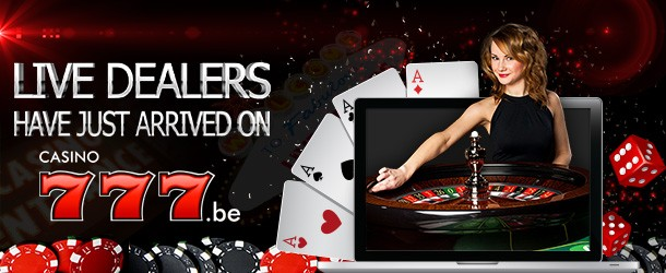 Casino777.be Live Dealers