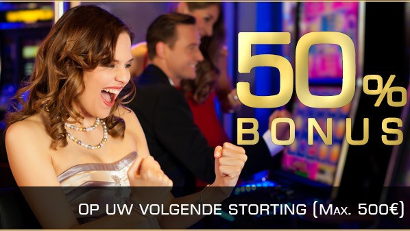 GoldenVegas.be Bonus