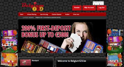 Belgium123.be Bonus