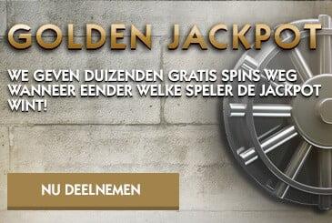 Golden Jackpot - Golden Palace