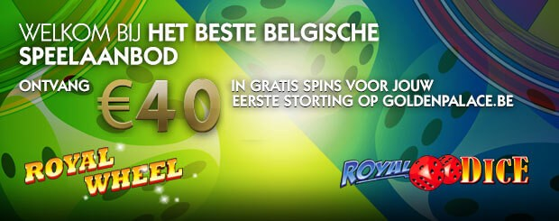 Free Spins GoldenPalace.be