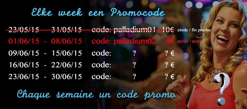 Promocode Palladium Games