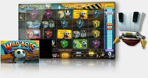 Wild Bots Dice Slot - Carousel.be