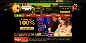 Nieuwe website bonus GoldenVegas.be