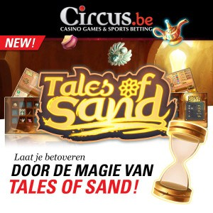 Tales of Sand - Circus.be