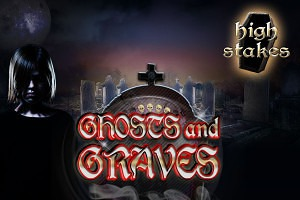 Ghosts and Graves High Stakes Dice Game