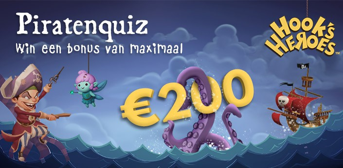 Piratenquiz Bonus Casino777.be