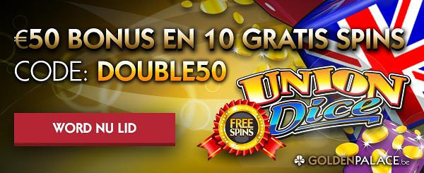 Doubleup Bonus GoldenPalace.be