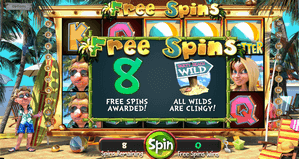 Free Spins - The Tipsy Tourist