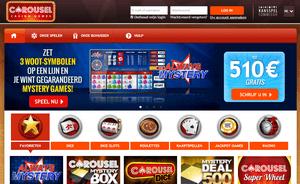 Nieuwe Website Carousel.be