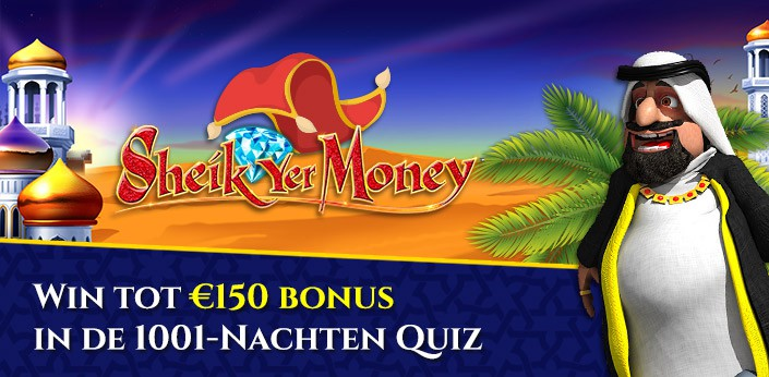 1001 Nachten Quiz - Casino777.be
