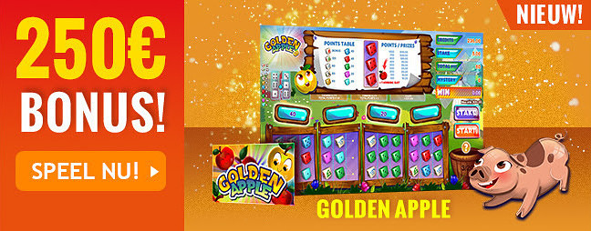 Golden Apple Bonus - Carousel.be
