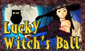 Lucky Witch's Ball