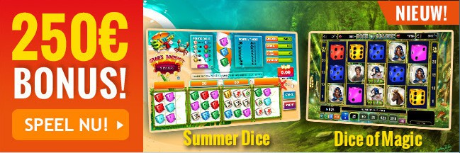 Summer Dice Bonus - Carousel.be