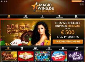 Nieuwe Bonus MagicWins.be