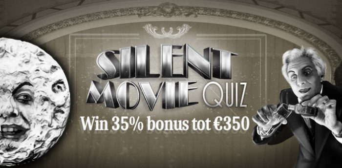 Silent Movie Quiz Bonus - Casino777