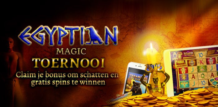 Egyptian Magic Bonuscode - Casino777.be