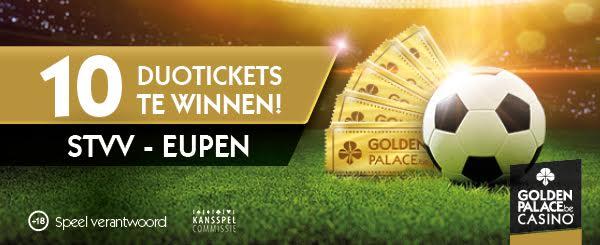 STVV - Eupen tickets te winnen