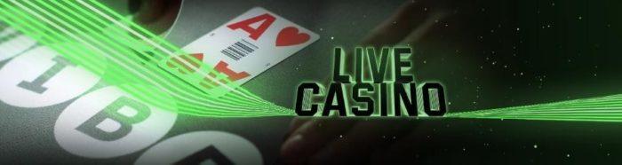 Live Casino Promotie Unibet.be