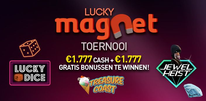 Lucky Magnet Toernooi