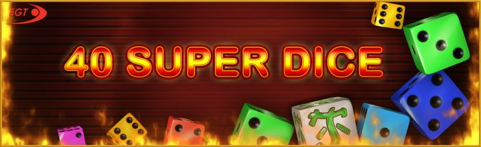 40 Super Dice Supergame.be