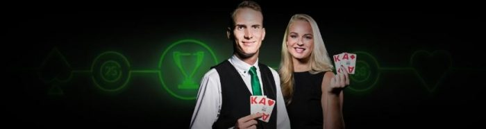 €75.000 Cash Live Casino Unibet.be
