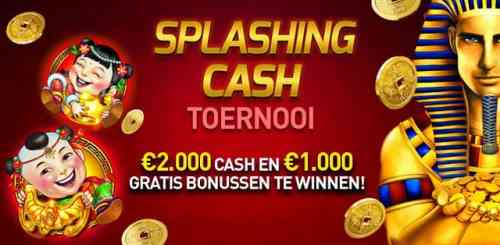 Splashing Cash 777.be