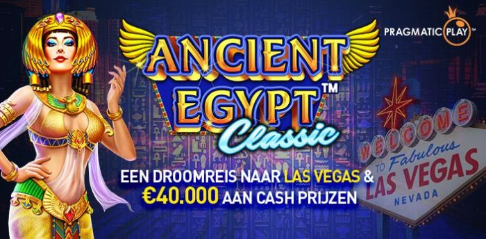 Ancient Egypt Classic Toernooi 777.be
