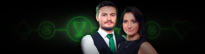 Live Casino €50.000 prijzenpot Unibet.be