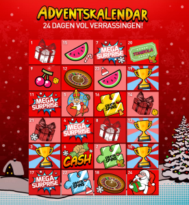Adventskalender 777.be