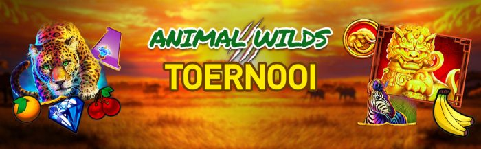 Animal Wilds Toernooi 777.be