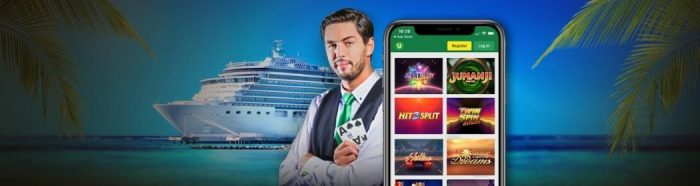 Cruise Unibet.be Mega Promo