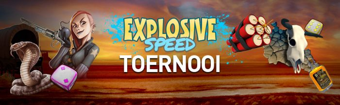 Spin Explosive Speed Toernooi 777.be