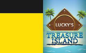 Lucky's Treasure Island €2500 Prijzenpot BetFirst.be
