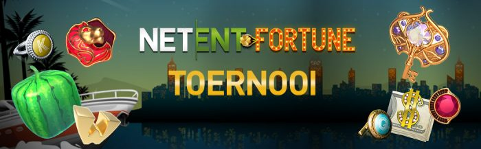 NetEnt Fortune Toernooi 777.be