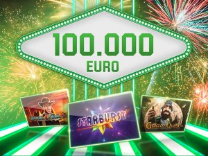 €300.000 Casino Slot-festival Unibet.be