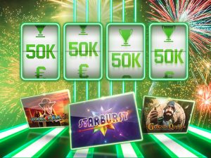 €50.000 Unibet.be Slot-festival