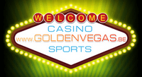 logo GoldenVegas.be Casino & Sports