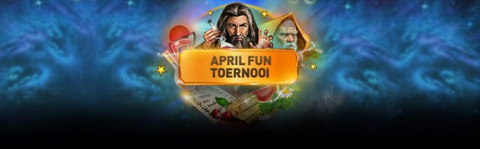 April Fun Toernooi 777.be €2000 Prijzenpot