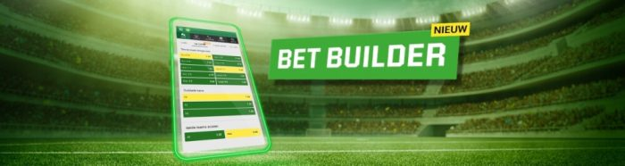Bet Builder Betting Toernooi €20.000 Unibet.be