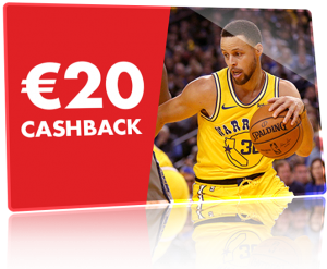 NBA Promo Conference Finales Circus.be Cashback